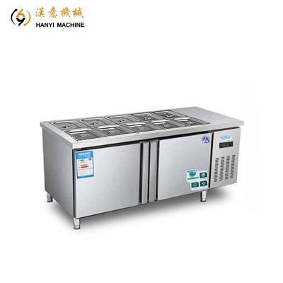 Commercial Refrigeration Food Truck Kitchen Appliances