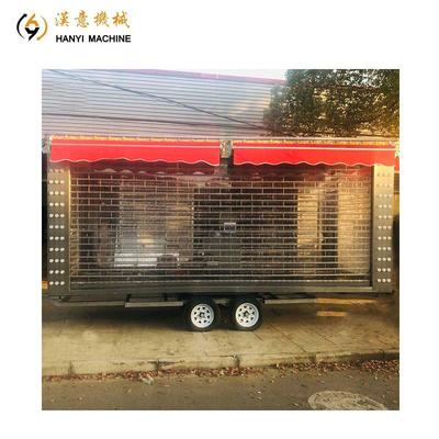 Neon Claw Machine Mobile Store Street House Food Truck Supplies